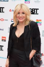 Michelle Collins At LGBT Awards in London