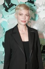 Michelle Williams At Tiffany & Co. jewelry collection launch in New York