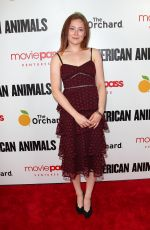Mina Sundwall At The Orchard and MoviePass Ventures Present the New York Premiere of