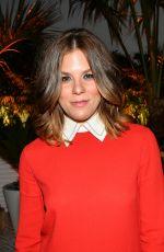 Morgane Polanski At the Marriott hotel for the Dior Dinner at the Cannes film festival