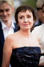 Nicoletta Braschi At Premiere of Lazzaro Felice During 71st Cannes Film Festival