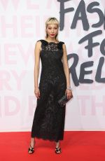 Park Soo-Joo At Fashion For Relief, 71st Cannes Film Festival, France