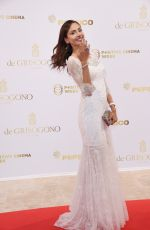Patricia Contreras At Semaine du Cinema Positive by Positive Planet diner during the 71st annual Cannes Film Festival