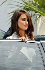 Penelope Cruz Sighting During the 71st Cannes Film Festival