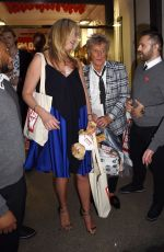 Penny Lancaster At Hello! Magazine x Dover Street Market Anniversary Party in London