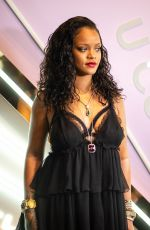 Rihanna Attends her Savage X Fenty Lingerie Launch party in New York City