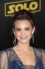 "Rosana Pansino At ""Solo: A Star Wars Story"" World Premiere in Los Angeles"