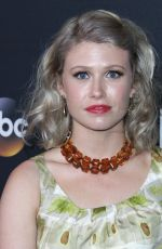 Rose Reynolds At Once Upon a Time Finale Event