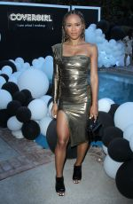 Serayah McNeill At Covergirl Fall Preview Event, Los Angeles
