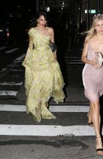Sienna Miller At the Met Gala afterparty in New York City