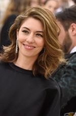 Sofia Coppola At The Metropolitan Museum of Art