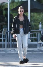 Sofia Richie At grocery shopping in Los Angeles