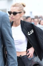 Stella Maxwell At Martinez Hotel in Cannes