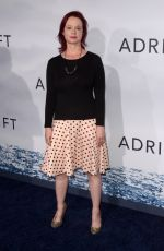 Thora Birch At Adrift Los Angeles Premiere held the Regal L.A. Life Theatre