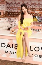 Tiffany Young At Marc Jacobs Fragrances Celebrates the Launch of Daisy Love, Santa Monica