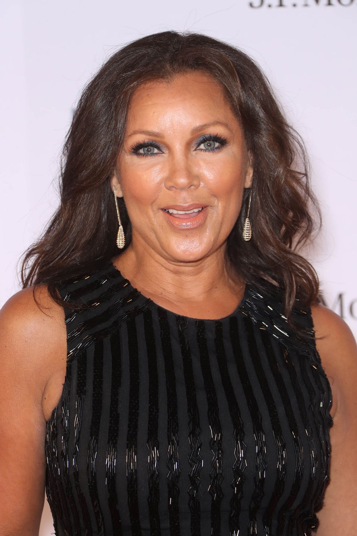 Vanessa Williams Attends New York City Ballet Spring Gala ... Vanessa Williams