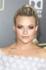 """Witney Carson At """"Solo: A Star Wars Story"""" World Premiere in Los Angeles"""