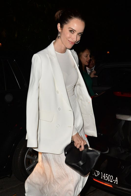 Abigail Spencer At the Max Mara WIF Face Of The Future at Chateau Marmont, Los Angeles