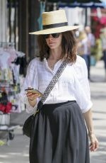Abigail Spencer Shopping in Los Angeles