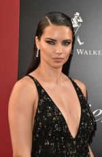 Adriana Lima Attends the
