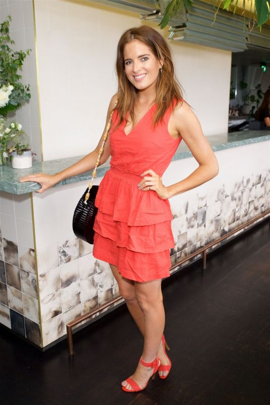 Alexandra Felstead At Michelle Keegan Very Collection Launch Party, London, UK