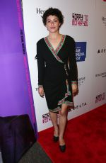 Alia Shawkat At 10th Annual BAMcinemaFest Opening Night Premiere of