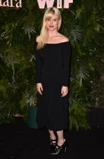 Alice Eve At MaxMara WIF Face of the Future, Los Angeles