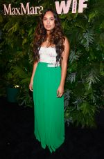 Alisha Boe At MaxMara WIF Face of the Future, Los Angeles