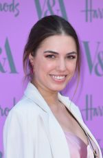 Amber Le Bon At The Victoria and Albert Museum Summer Party, London, UK