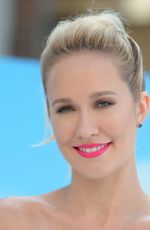 Anna Camp and Serta promotional event, Los Angeles