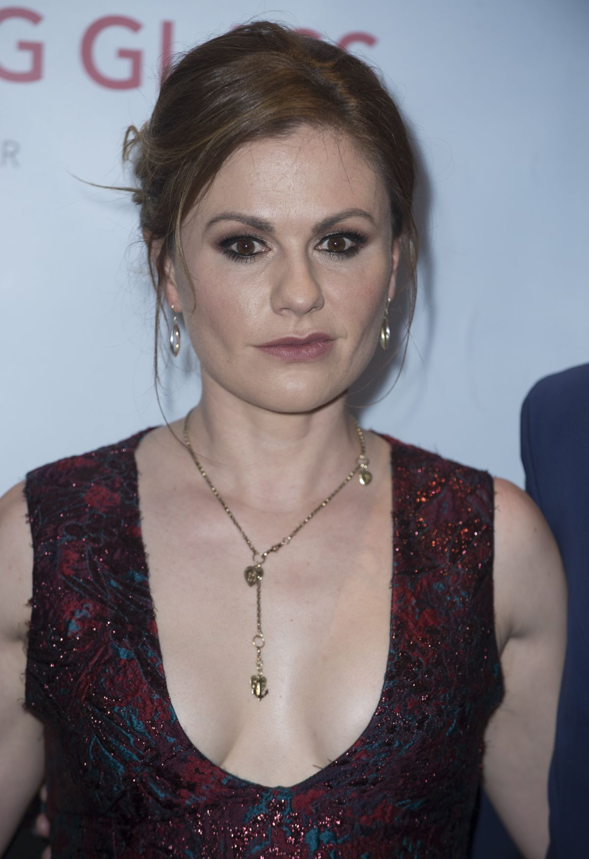 Anna Paquin At 'The Parting Glass' film premiere, 72nd ... Anna Paquin