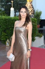 Anna Safroncik At The Filming Italy Sardegna Festival Dinner At Forte Village Resort In Cagliari