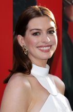 Anne Hathaway Attends the