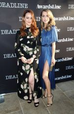 Anne Winters At Deadline Emmy Season Kickoff, Los Angeles