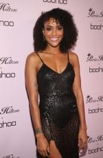 Annie Ilonzeh At Boohoo x Paris Hilton Launch Party, Los Angeles
