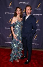 Annie Parisse At 2018 Drama Desk Awards held at Town Hall, New York