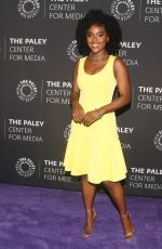 Antoinette Robertson At An Evening With Dear White People at The Paley Center for Media, Los Angeles