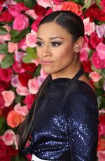 Ariana DeBose At 72nd Annual Tony Awards, Radio City Music Hall, New York