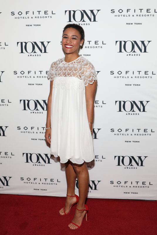 Ariana DeBose At Tony Honors Cocktail Party, New York
