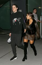 Ariana Grande Spotted leaving her apartment in New York