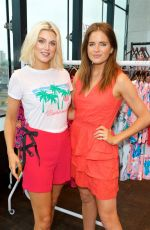 Ashley James At Michelle Keegan Very Collection Launch Party, London, UK