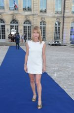 Axelle Laffont At Longines organized a Charity Gala in Paris