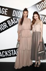 Bella Hadid At Dior Backstage launch party in Seoul