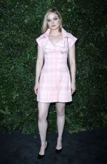 Bella Heathcote At Chanel Dinner Celebrating Our Majestic Oceans Benefit for NRDC, Malibu