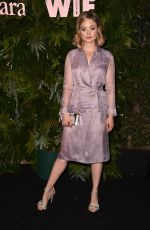 Bella Heathcote At MaxMara WIF Face of the Future, Los Angeles