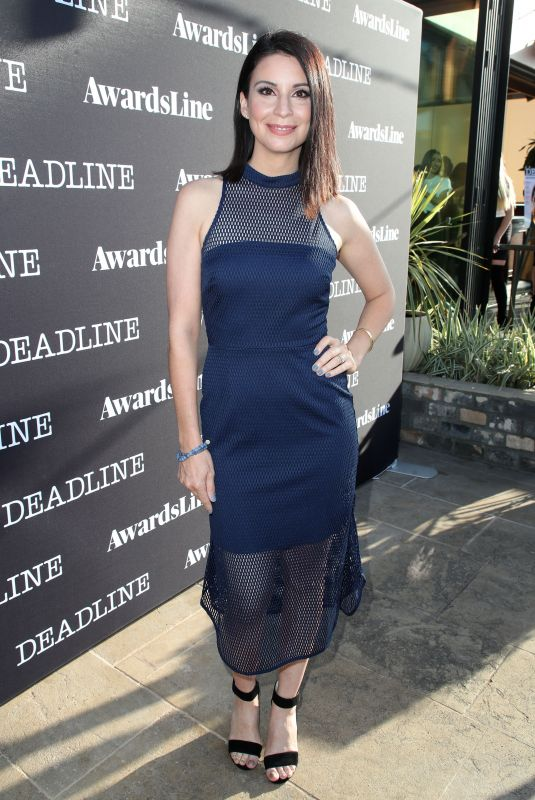 Beth Dover At Deadline Emmy Season Kickoff, Los Angeles