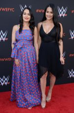 Brie Bella & Nikki Bella At WWE FYC Event in Los Angeles