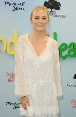 Candice King At Children Mending Hearts Gala in Los Angeles