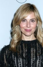 Cara Buono At New York screening of This Is Home at the SVA Theater