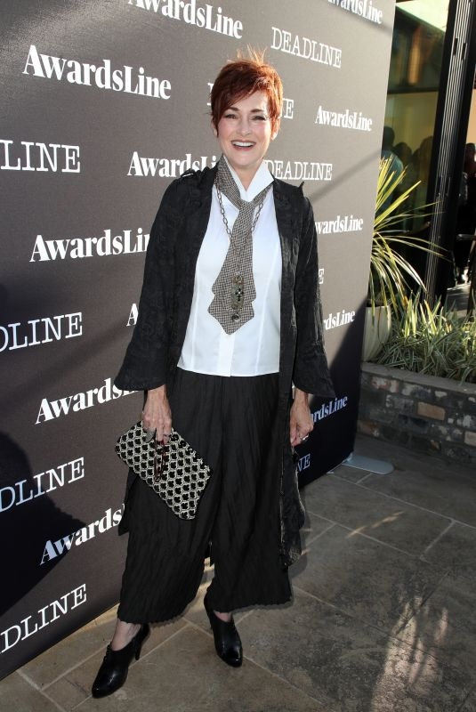 Carolyn Hennesy At Deadline Emmy Season Kickoff, Los Angeles